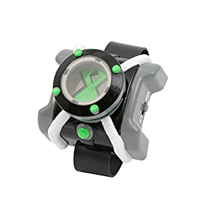 Giochi Preziosi-Reloj Omnitrix Ben 10, Efectos sonoros (versión Italiana) Base