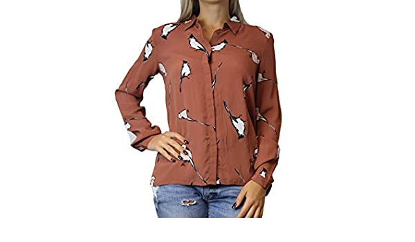 mbym damen bluse klara starling