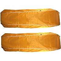 Artibetter Bolsa de Camilla con Cremallera para Acampar Al Aire Libre Senderismo Bolsa de Dormir Bolsa de Cadáver de Polietileno Desastre Accesorios de Halloween 200Cmx73cm