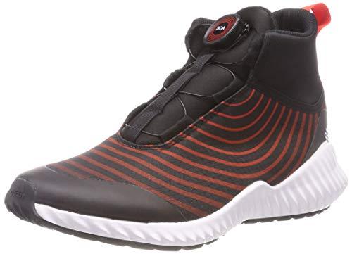 adidas Unisex-Erwachsene Fortatrail Boa K Fitnessschuhe Schwarz (Negbás/Ftwbla/Roalre 000) 39 1/3 EU
