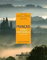 Français 2e enseignement professionnelle agricole