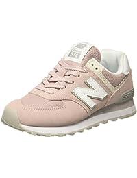 New Balance WL574EB, Zapatillas Mujer