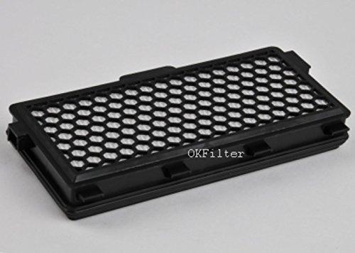 2 x filtro HEPA para aspiradoras Miele S5261 Cat & Dog PLUS, S5260 Cat y Dog TT 5000, S5261 Cat & Dog TT 5000, S6320 Cat y Dog 6000, S5261 Cat y perro PREMIUM 5000