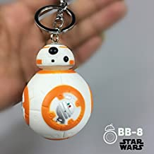 Cilected Star Wars BB-8 Keychain Keyring Toy Figure by Cilected