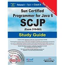 Sun Certified Programmer For Java 6 SCJP (Exam 310-065) Study Guide, 1/e PB