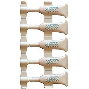 Instantly Ageless. 5fiale x 0.6ml di potente anti rughe Microcream. Ravviva la pelle e ridurre la comparsa di linee sottili.