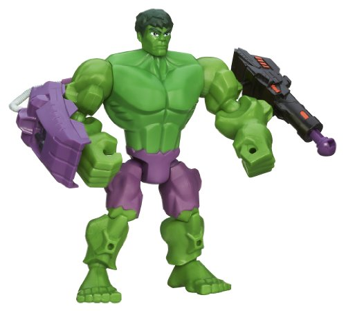Marvel Avengers Hero Stampfern Hulk Action Figur