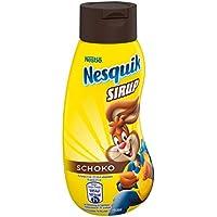 Nestlé Nesquik Schoko Sirup, 300 ml Flasche