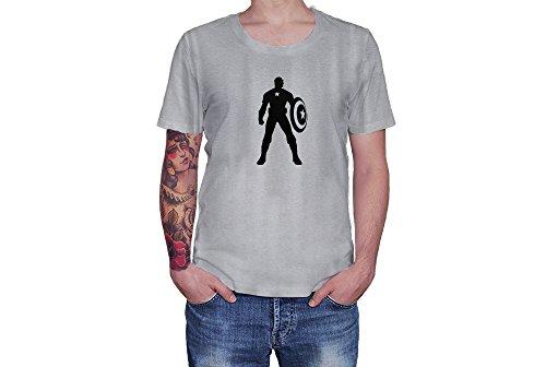 Captain America - Marver Super Hero - Novelty Gift - Unisex Adult T-Shirt