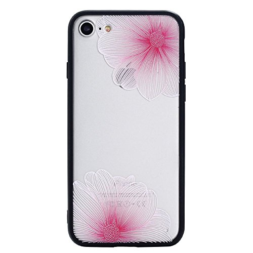"""For IPHONE 7 4.7""""[COLORFUL PC DDUD]Shockproof Hard PC+ TPU Bumper Case Scratch-Resistant Cover -PCD08 PCD03"""