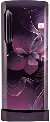 LG 235 L 4 Star Direct-Cool Single Door Refrigerator (GL-D241APDX.DPDZEBN,...