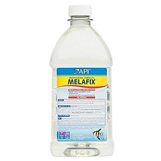 API MELAFIX Freshwater Fish Bacterial Infection Remedy 1.87-Liter Bottle 18