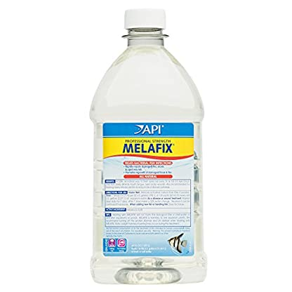 API MELAFIX Freshwater Fish Bacterial Infection Remedy 1.87-Liter Bottle 1