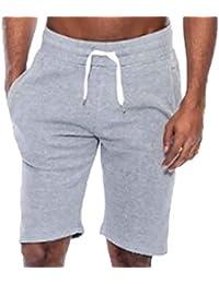 Pantalones Cortos Hombres Verano Pantalones Hombres Algodón Camuflaje  Hombres Estampado Ropa Festiva Cortos De Playa Pantalones f51a1ae01ddc