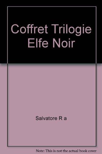 Coffret Trilogie Elfe Noir