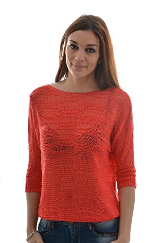 Only -  Maglione  - Donna rosso X-Small