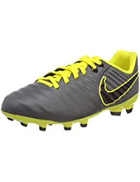 Nike Jr. Legend 7 Academy FG, Zapatillas de Fútbol Unisex Niños
