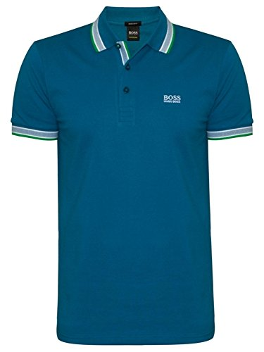 Boss Green Poloshirt Paddy für Herren, 50302557 Hellblau (496)