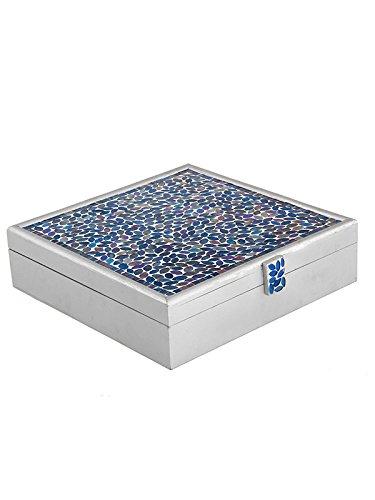montagé Islamische Geschenk-Box-Supreme-blau