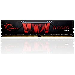 G.SKILL Aegis Mémoire RAM D4 2400 C15 4 Go