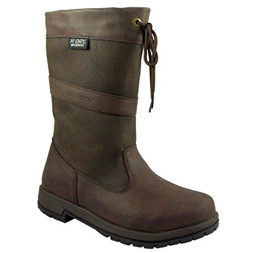 Kanyon Hornbeam Waterproof Leather Short Leg Country Boots, Brown (UK 6 EU...