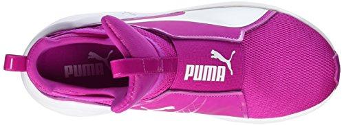 Puma - Fierce Core, Scarpe fitness Donna Rosa (Ultra Magenta-puma White 10)
