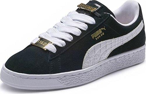 Puma Basket Suede Classic Noir 50eme Anniversaire b-Boy Puma Black-Puma White