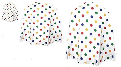 Kinder-Superhelden-Umhang, für Kleinkinder, Baumwollgemisch Gr. Teddy/Spielzeug 18 cm, mehrfarbig