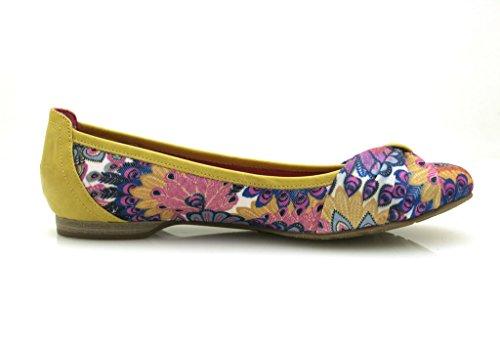 MARCO TOZZI Cool Club 2-2-52408 Ballerines pour Demoiselles Chaussures d'été violet 0322 Violet