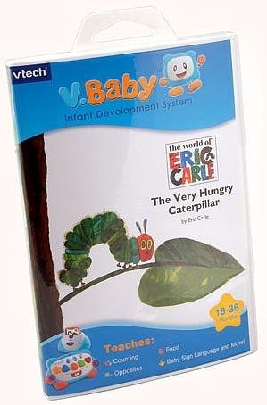 V. Baby The World of Eric Carle THE Very Hungry Caterpillar by The World of Eric Carle THE Very Hungry Caterpillar