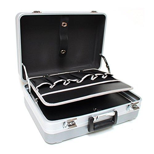 DEMA Werkzeugkoffer ABS grau 6+ - 3