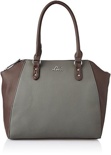 Lavie Women\'s Handbag (Grey)