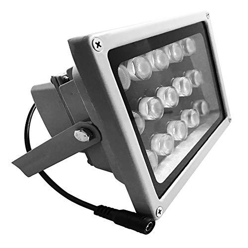 gskamera Infrarot-Nachtsicht IR-Licht Beleuchtungslampe 60M Für CCTV-Kamera und IP-Kamera ()