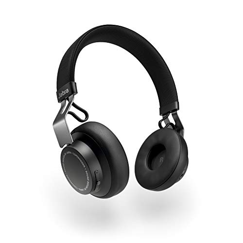 Jabra Move Style Edition Wireless Bluetooth Headphones - Titanium Black Best Price and Cheapest
