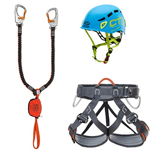 Climbing Technology Kit Ferrata Plus Eclipse - Top