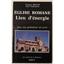 L'église romane, lieu d'énergie : pour une géobiologie du sacré