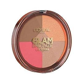 L'Oréal Make Up Designer Paris Glam Bronze la Terra Healthy Glow Poudre Solaire Claire