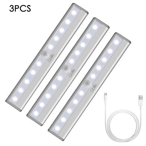 LED Lámpara de Armario 3 packs