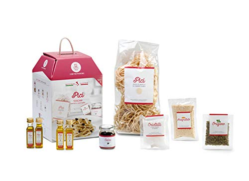 PICI AL TARTUFO My Cooking Box x5 - Idea regalo cesto Natale