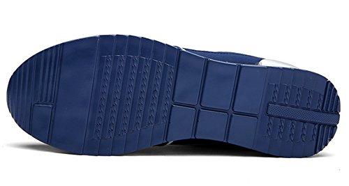 LFEU Scarpe da Corsa Uomo Blu