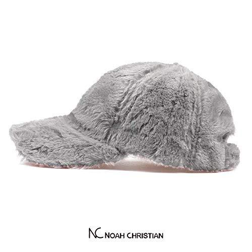 Imagen de  beisbol de pelo gris ajustable nieve, ski, snowboard, calle  noah christian alternativa