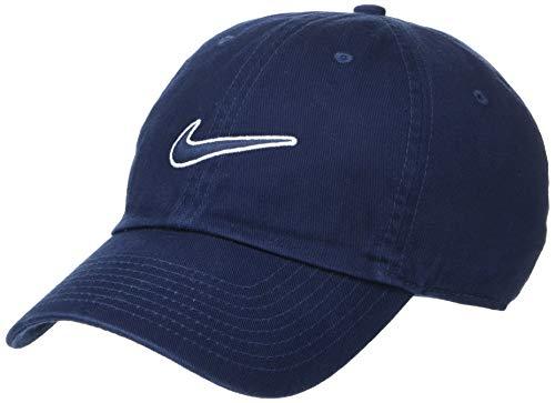 Nike Erwachsene Sportswear Essentials Heritage86 Schirmmütze, blau, One Size - Nike Womens Golf Apparel