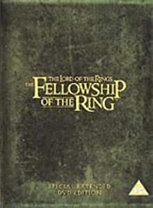 The Lord of the Rings: The Fellowship of the Ring (Special Extended DVD Edition) [DVD] [2001]
