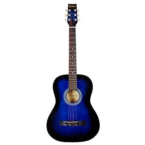 Konzertgitarren 3/4 Größe 6 Saiten Gitarre für Anfänger Einsteiger Kinder