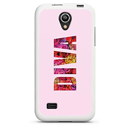 Huawei Ascend G330 Hülle Silikon Case Schutz Cover Mädchen Sprüche Frauen