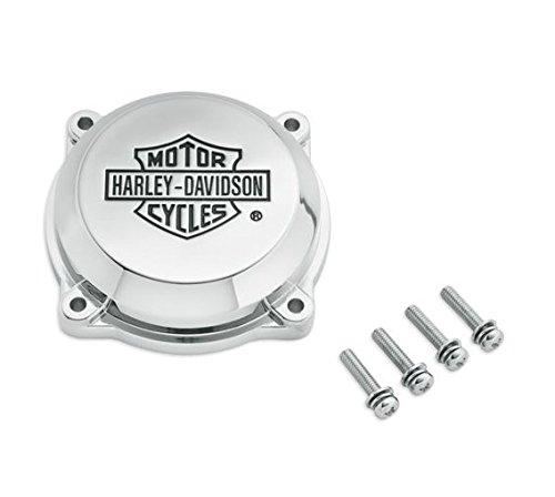 Coperchio Superiore Carburatore CV B&S Cromato Harley Davidson