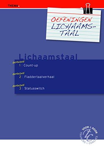 Oefeningen lichaamstaal (Dutch Edition)