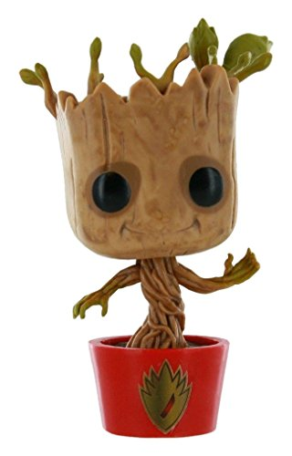 Funko - Figurine Guardians of the Galaxy - Dancing Groot Ravagers Ltd Ed - 0849803051990