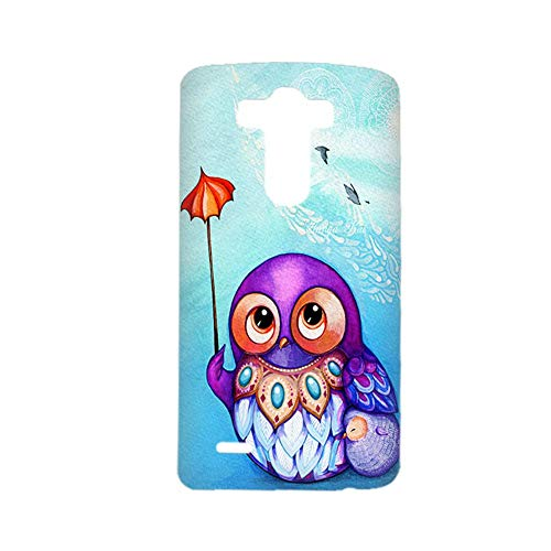 Babu Building Harte Pc-Telefonschalen Boys Verwenden Für G3 Lg Optimus Drop-Widerstand Mit Cute Funny Owl - Fall Vigor Lg 3
