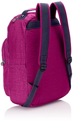 Imagen de kipling  clas seoul   grande  urban pink c  púrpura  alternativa